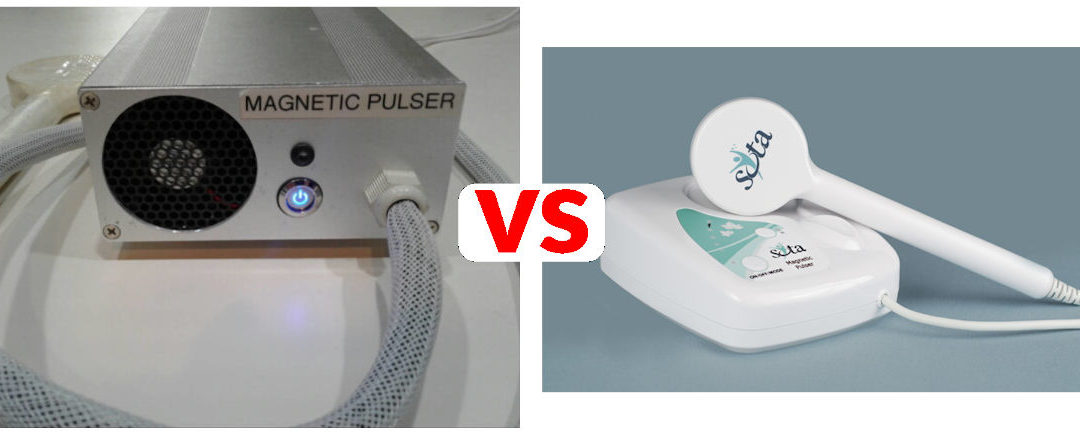 How to Compare the Magnetic Pulser to Other Units