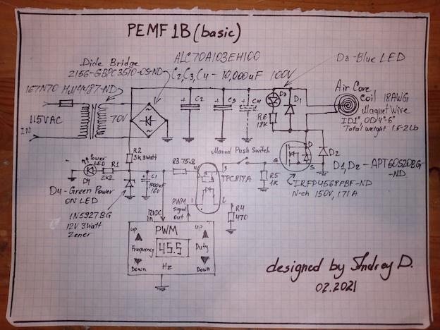 PEMF 1B (basic) by Andrey D
